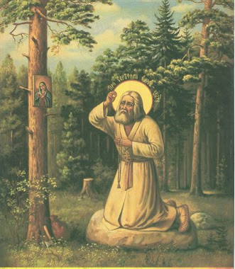 St. Seraphim of Sarov