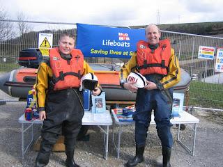 Bradford Lifeboatmen