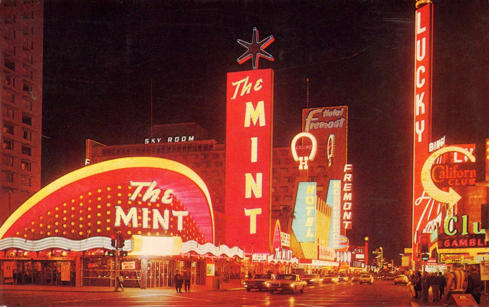casinos in downtown las vegas