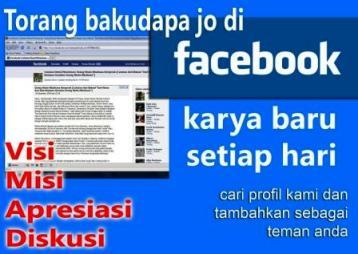 Karya-Karya Baru Di Facebook
