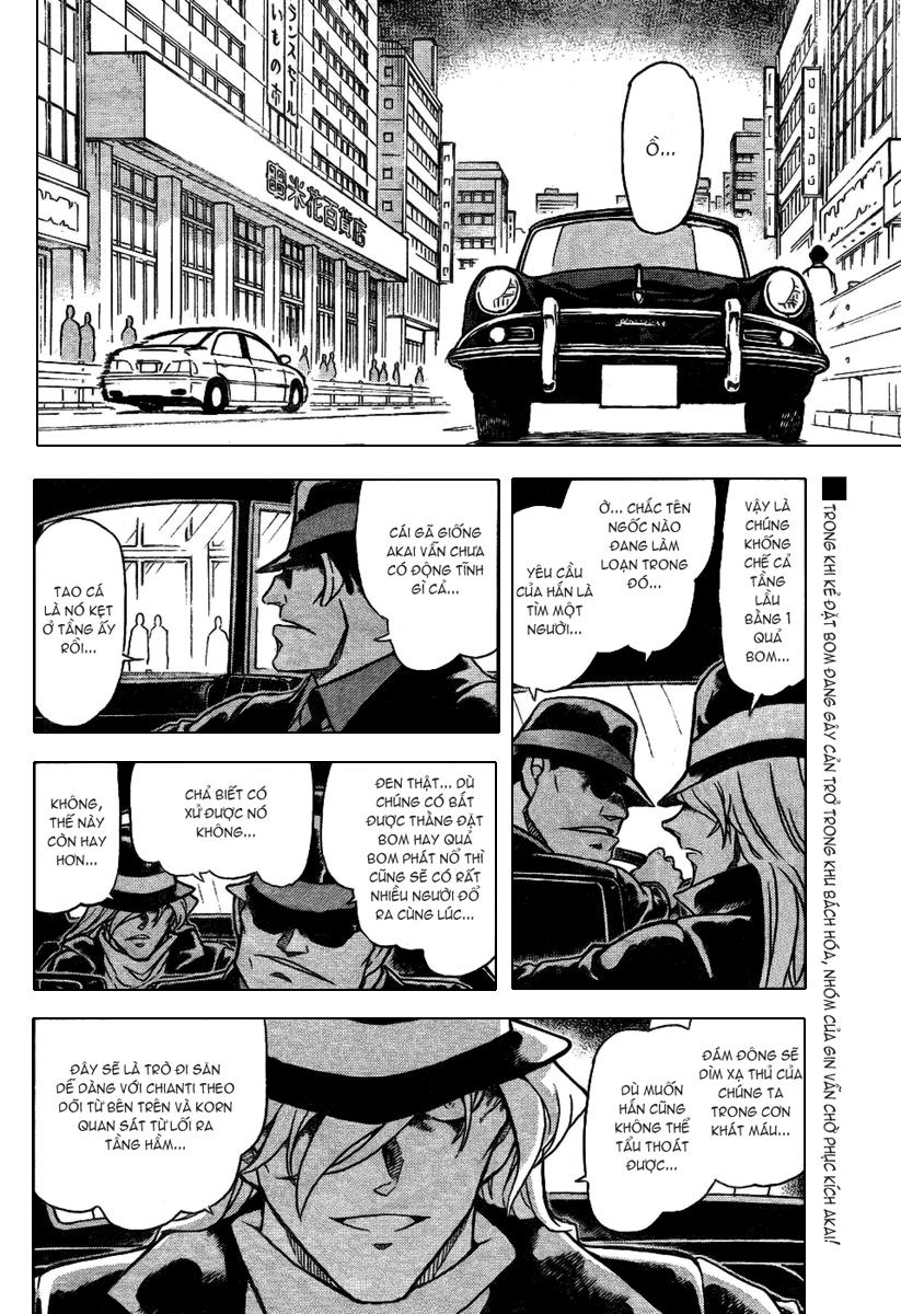 Detective Conan - Thám Tử Lừng Danh Conan chap 703 page 2 - IZTruyenTranh.com