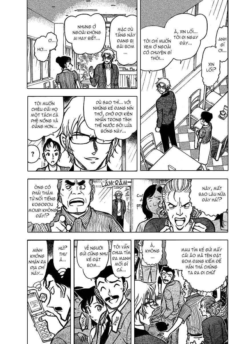 Detective Conan - Thám Tử Lừng Danh Conan chap 703 page 5 - IZTruyenTranh.com