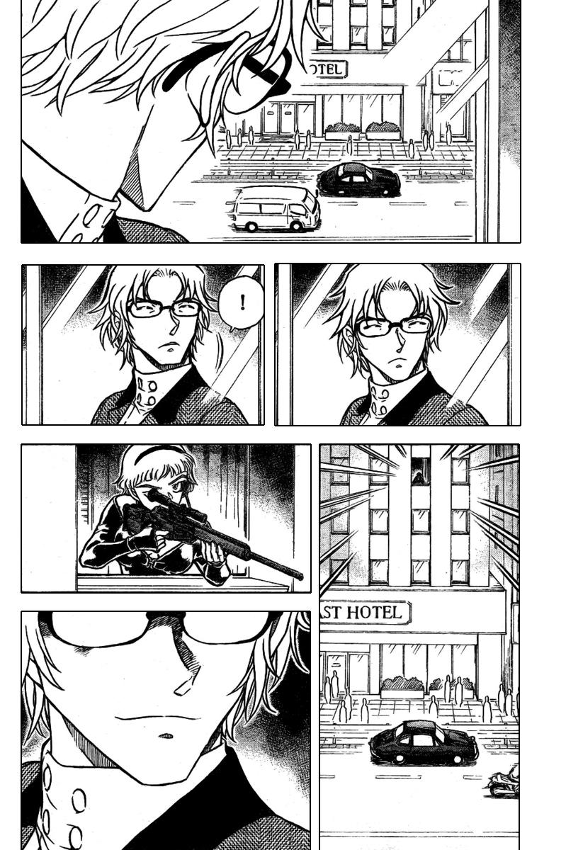 Detective Conan - Thám Tử Lừng Danh Conan chap 703 page 4 - IZTruyenTranh.com