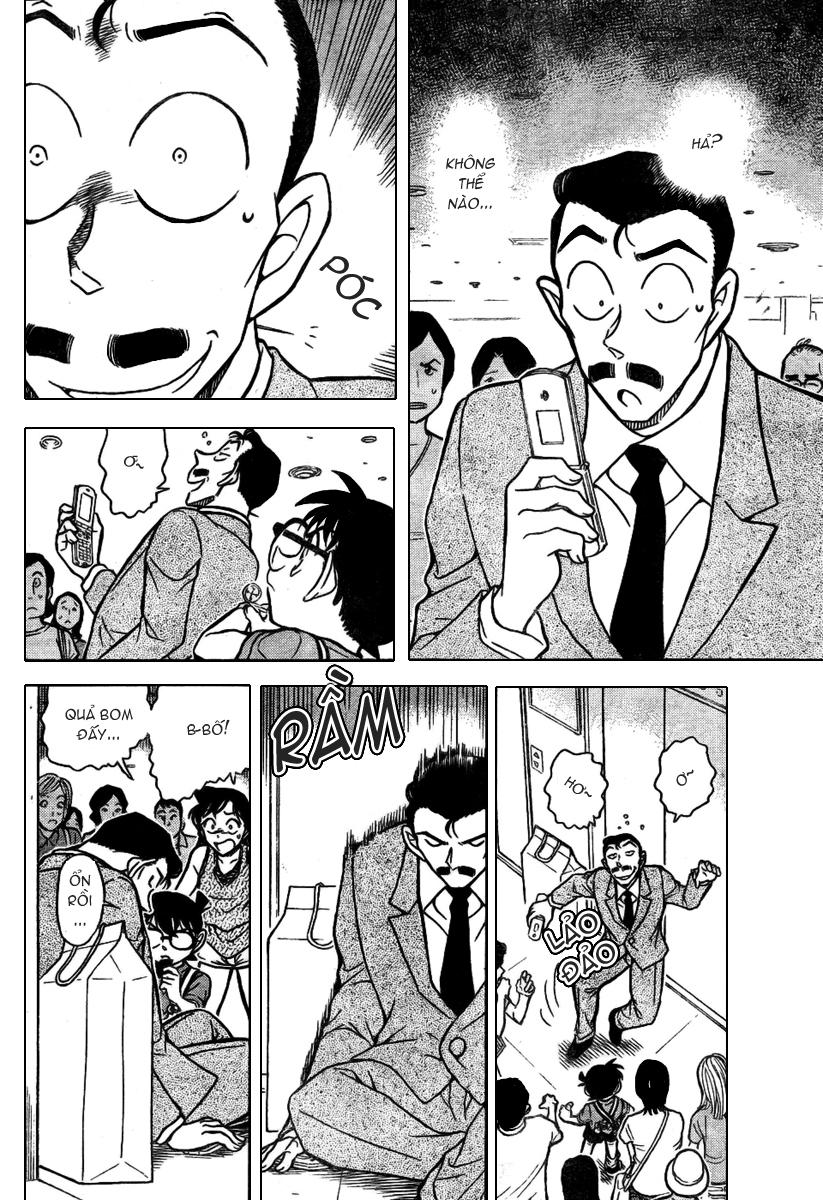 Detective Conan - Thám Tử Lừng Danh Conan chap 703 page 6 - IZTruyenTranh.com