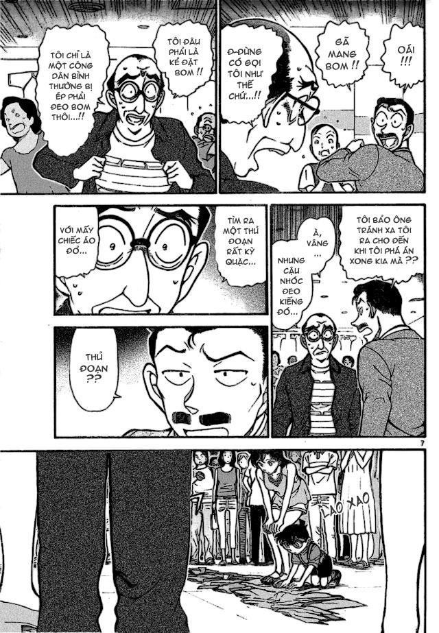 Detective Conan - Thám Tử Lừng Danh Conan chap 702 page 7 - IZTruyenTranh.com