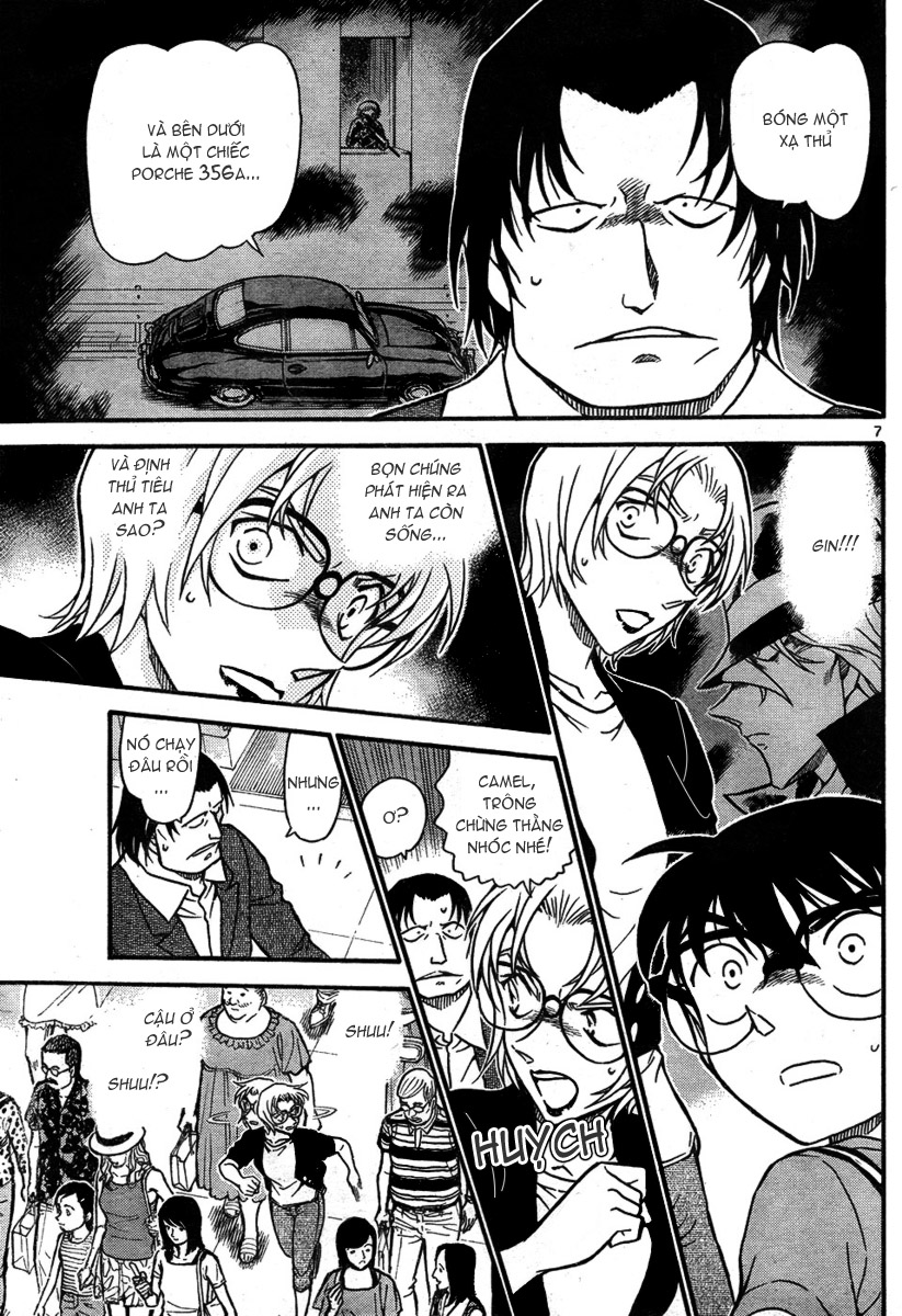 Detective Conan - Thám Tử Lừng Danh Conan chap 704 page 7 - IZTruyenTranh.com