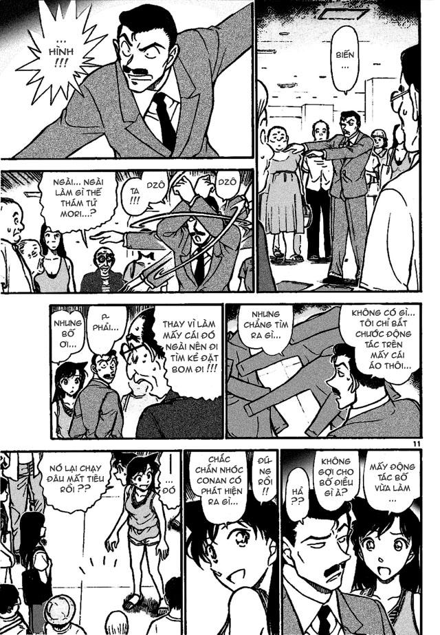 Detective Conan - Thám Tử Lừng Danh Conan chap 702 page 11 - IZTruyenTranh.com