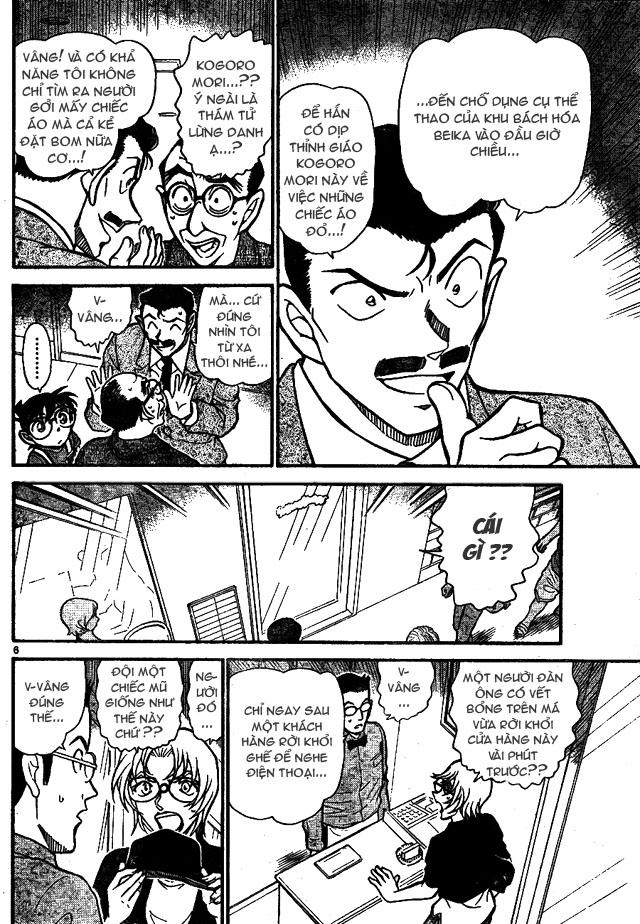 Detective Conan - Thám Tử Lừng Danh Conan chap 701 page 6 - IZTruyenTranh.com