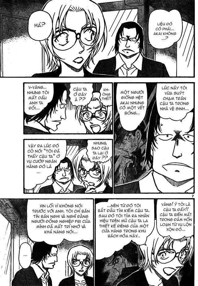 Detective Conan - Thám Tử Lừng Danh Conan chap 701 page 7 - IZTruyenTranh.com