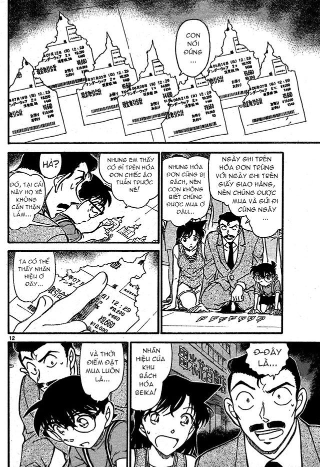Detective Conan - Thám Tử Lừng Danh Conan chap 701 page 12 - IZTruyenTranh.com