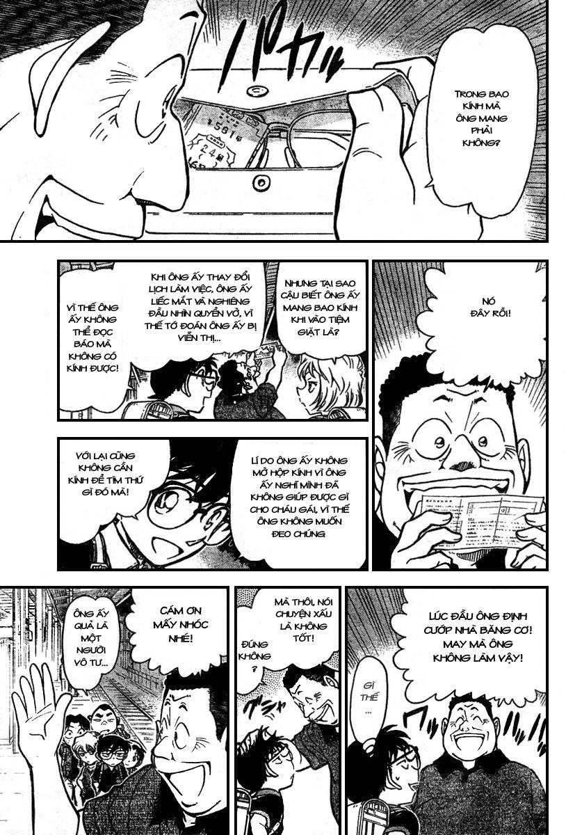 Detective Conan - Thám Tử Lừng Danh Conan chap 699 page 15 - IZTruyenTranh.com