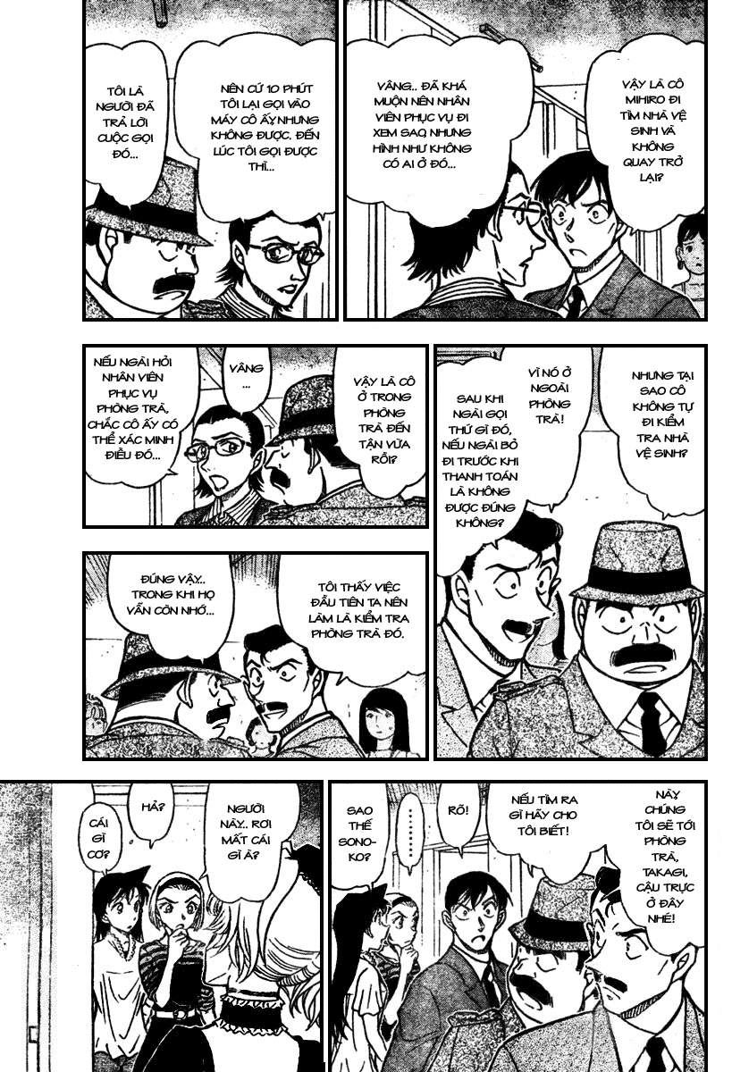 Detective Conan - Thám Tử Lừng Danh Conan chap 697 page 7 - IZTruyenTranh.com
