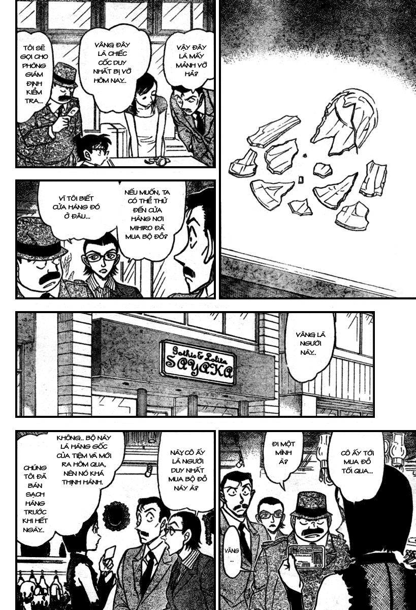 Detective Conan - Thám Tử Lừng Danh Conan chap 697 page 12 - IZTruyenTranh.com