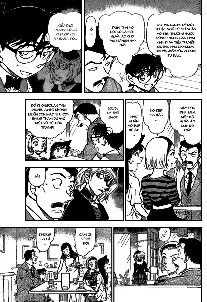 Detective Conan - Thám Tử Lừng Danh Conan chap 696 page 7 - IZTruyenTranh.com