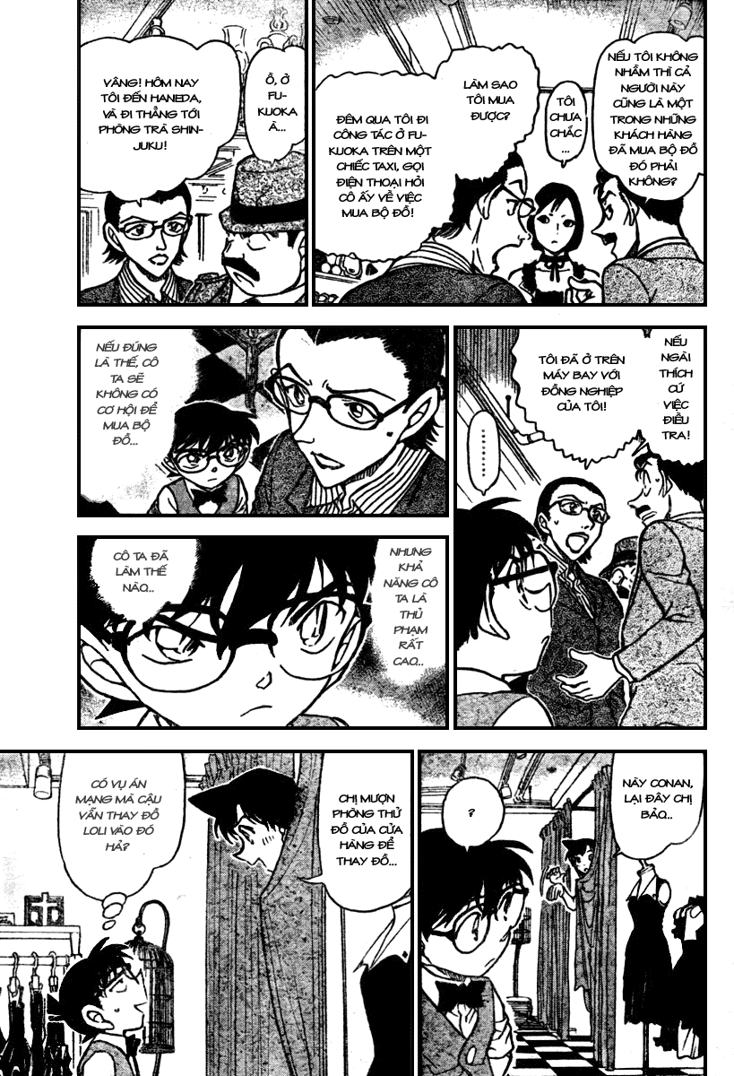 Detective Conan - Thám Tử Lừng Danh Conan chap 697 page 13 - IZTruyenTranh.com