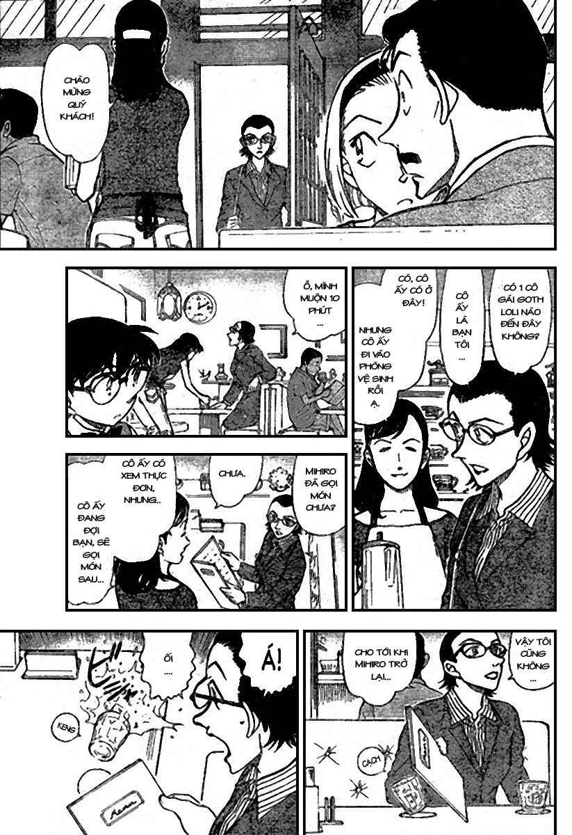 Detective Conan - Thám Tử Lừng Danh Conan chap 696 page 9 - IZTruyenTranh.com