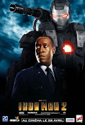 IRON MAN 2 .