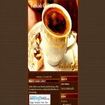 Turkish Coffe Blogspot Template