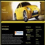 Nissan Blogspot Template