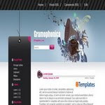 Gramophonica Music Template