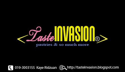 Official Taste Invasion blog