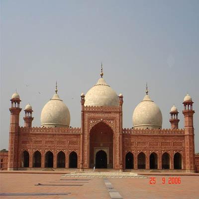 Artocraft Badshahi Mosque Lahore Symbol Of Islamic Architecture