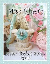 Miss Rheas&#39;s Easter Basket Swap 2010