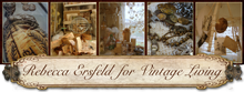 Vintage Living Blog Shop