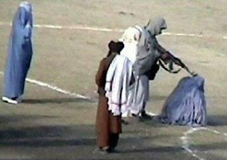 Good Taliban and Bad Woman