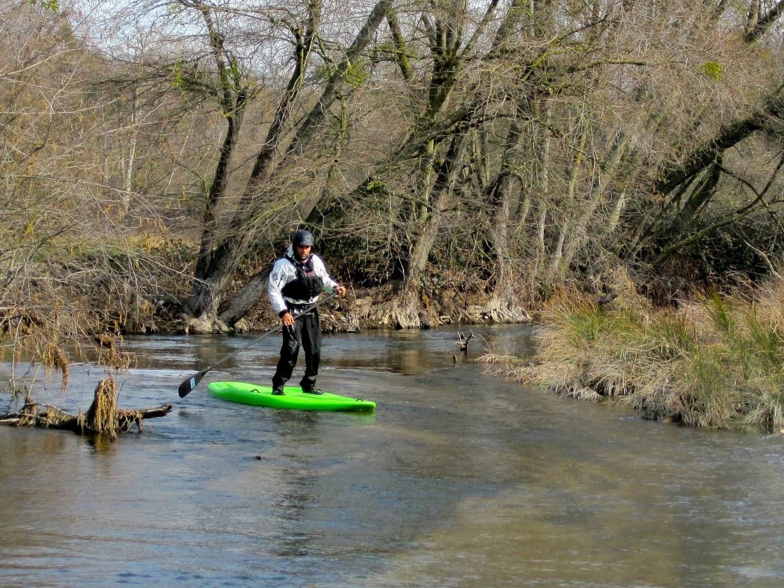 Stand up paddling on the mokelumne river for Mokelumne river fishing