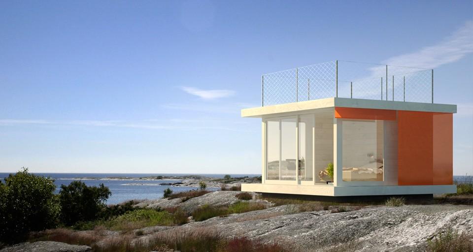 La madera en la arquitectura casas de madera minimalistas for Arquitectura de casas minimalistas