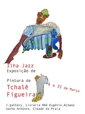 É hoje...Ilha Jazz com Tchalé