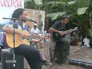 Festival no Paraíso!