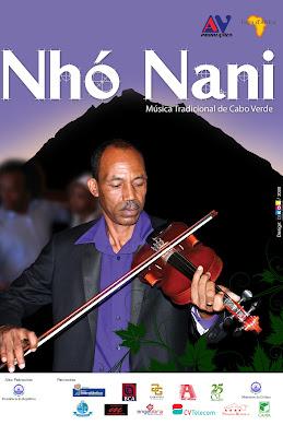 """1ª CD do Violinista """"Nhó Nani"""""""