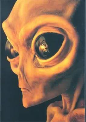 Nós somos mesmo Extraterrestres!