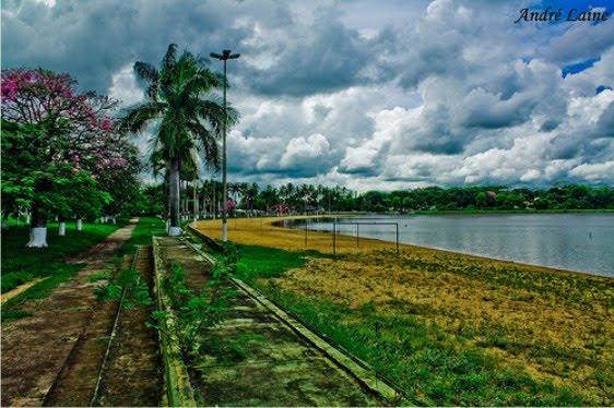 A Lagoa da Prata * Praia Municipal