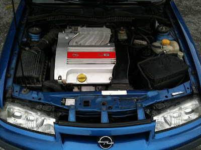 Blitz voir le sujet calibra team v6 for Garage opel saint malo