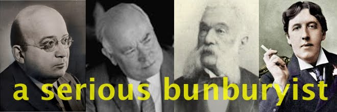 A Serious Bunburyist