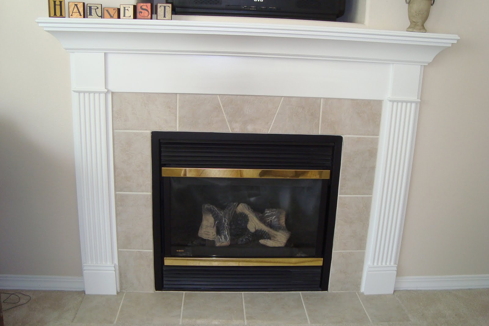 Fireplace Gas Mantle Fireplaces