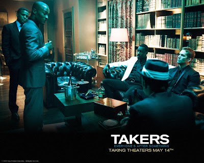 Takers Movie Trailer
