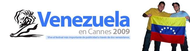 VENEZUELA EN CANNES 2009