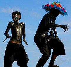 baile de esclavos