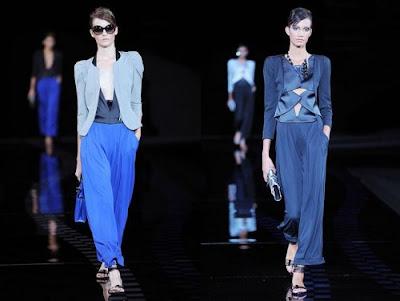 armani women models