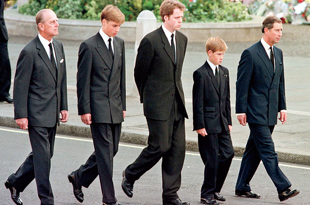 princess diana funeral queen. images princess diana funeral.