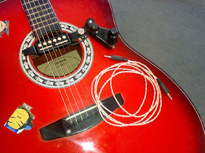 Bikin Efek Gitar Listrik dengan guitar fx