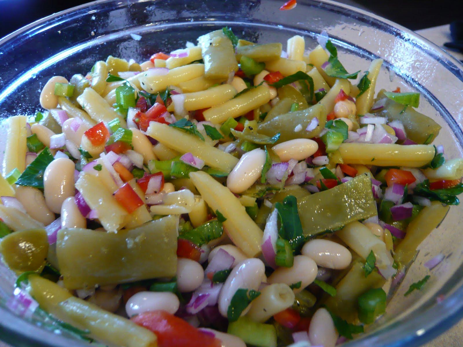 Cracked Up Kitchen: Three Bean Salad