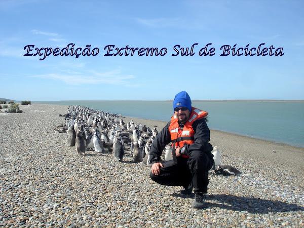 Expedição Extremo Sul de Bicicleta