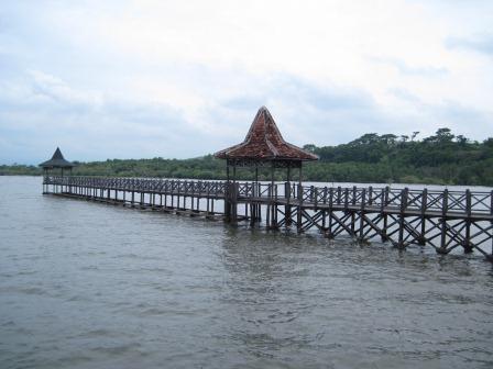 Objek Wisata Probolinggo | Pantai Bentar Indah