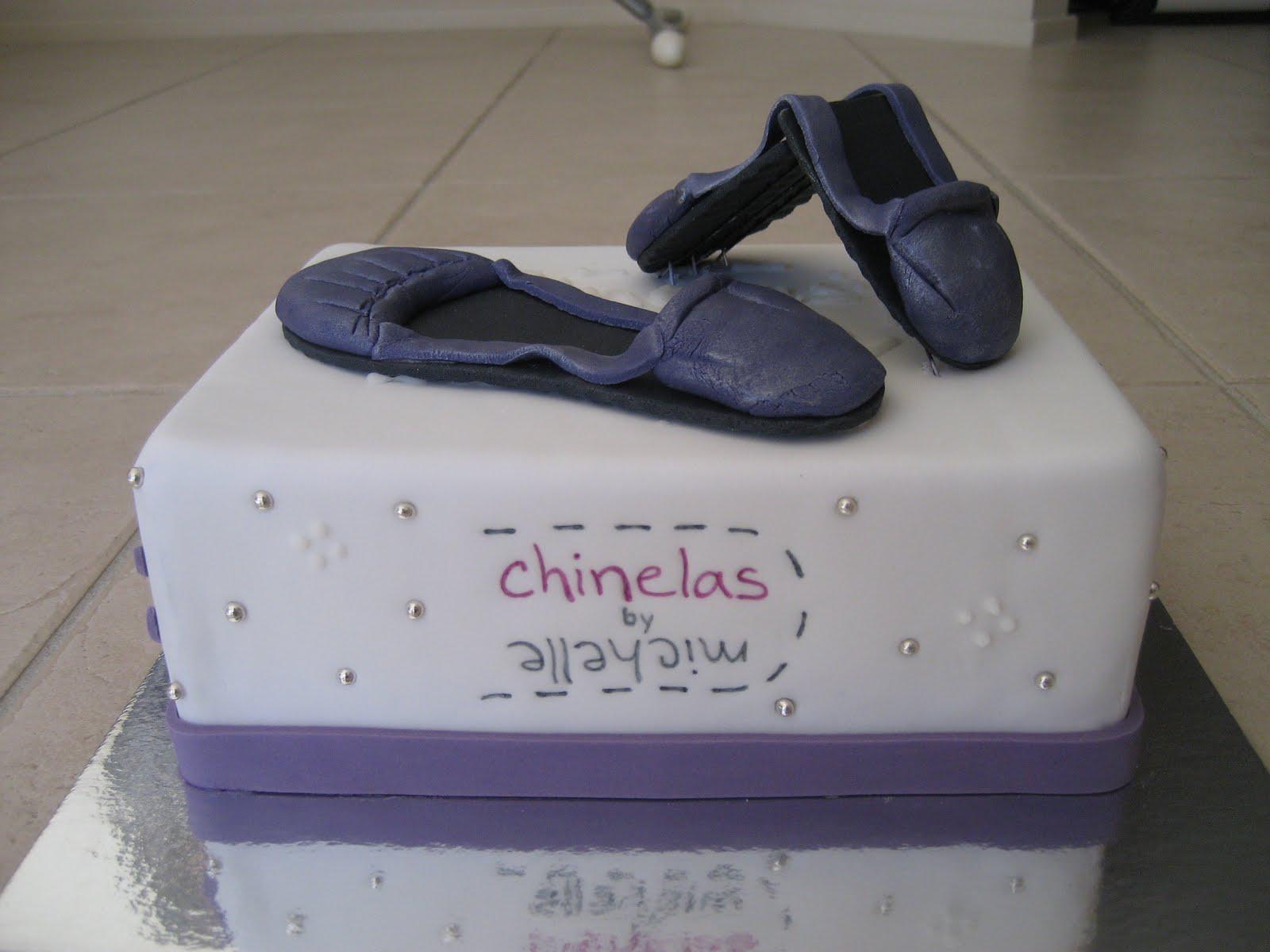 [cake+chinelas]