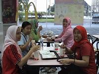 Makan Di Mcdonald, Kuching